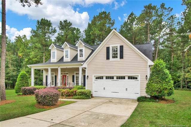 20 Rolling Pines Drive, Spring Lake, NC 28390 (MLS #642748) :: Moving Forward Real Estate