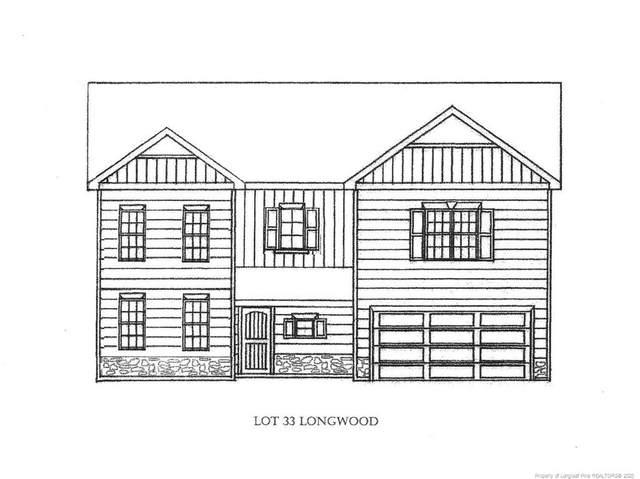 191 Ledgebrook (Lot 33) Lane, Raeford, NC 28376 (MLS #642757) :: The Signature Group Realty Team