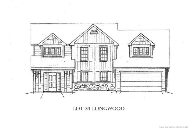 185 Ledgebrook (Lot 34) Lane, Raeford, NC 28376 (MLS #642761) :: The Signature Group Realty Team