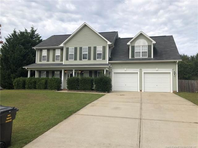 110 Breezewood Drive, Lillington, NC 27546 (MLS #642763) :: The Signature Group Realty Team
