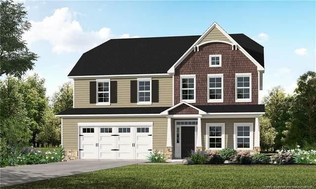 1528 Creekwood (Lot 42) Road, Hope Mills, NC 28348 (MLS #642768) :: The Signature Group Realty Team