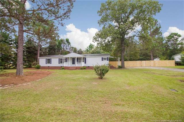 155 Rice Road, Vass, NC 28394 (MLS #642770) :: The Signature Group Realty Team