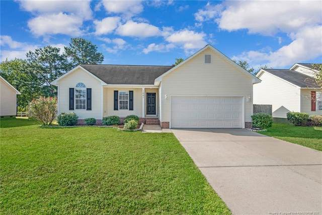 1441 Middlesbrough Drive, Fayetteville, NC 28306 (MLS #642785) :: On Point Realty