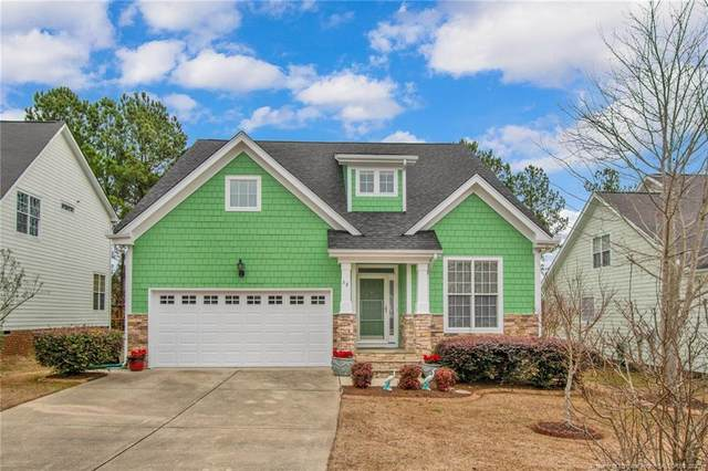 38 Cottswold Lane, Spring Lake, NC 28390 (MLS #642789) :: The Signature Group Realty Team