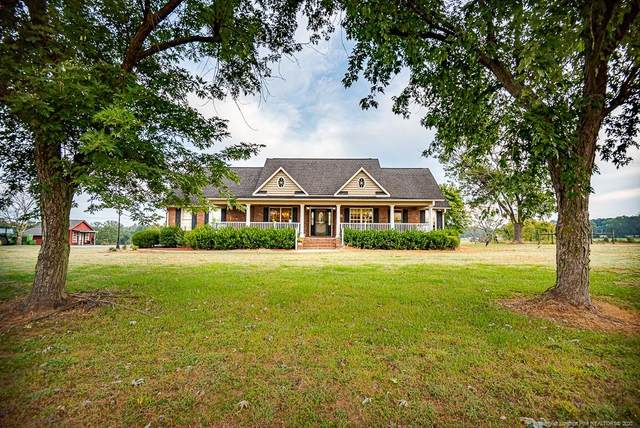 1846 Henley Road, Sanford, NC 27330 (MLS #642793) :: The Signature Group Realty Team