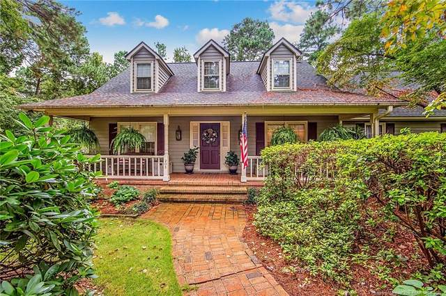 205 Bedell Drive, Fayetteville, NC 28314 (MLS #642803) :: Freedom & Family Realty