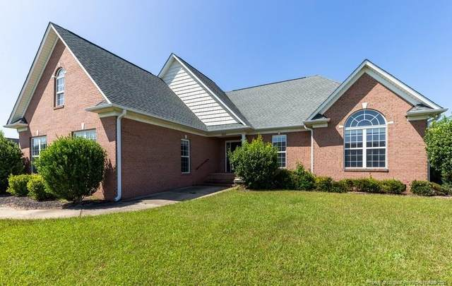 523 Murray Fork Drive, Fayetteville, NC 28314 (MLS #642811) :: Freedom & Family Realty