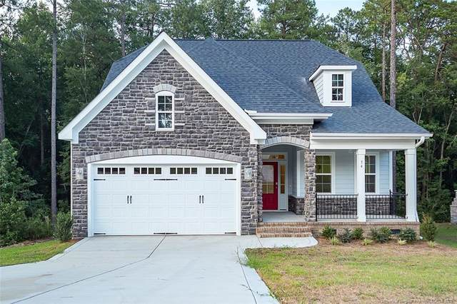 74 School Side Drive, Spring Lake, NC 28390 (MLS #642820) :: The Signature Group Realty Team