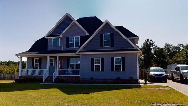 264 Kodiak Circle, Raeford, NC 28376 (MLS #642831) :: The Signature Group Realty Team