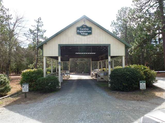 116 Palomino Road, Carthage, NC 28327 (MLS #642832) :: On Point Realty
