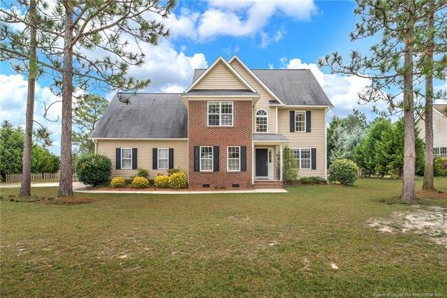 120 Advance Drive, Lillington, NC 27546 (MLS #642839) :: The Signature Group Realty Team