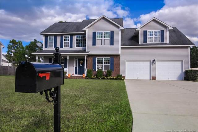 62 Kimbrough Drive, Lillington, NC 27546 (MLS #642851) :: The Signature Group Realty Team