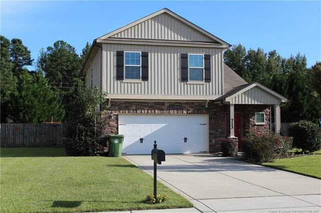 713 Bellingham Way, Fayetteville, NC 28312 (MLS #642853) :: The Signature Group Realty Team