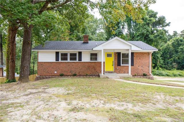2101 Woodbine Avenue, Fayetteville, NC 28303 (MLS #642856) :: Moving Forward Real Estate