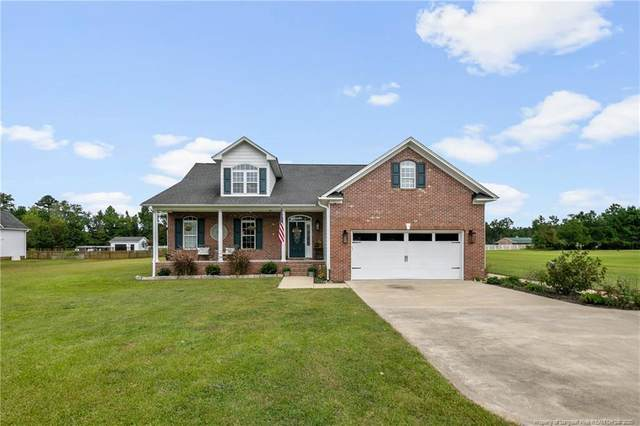 1933 Teesdale Drive, Hope Mills, NC 28348 (MLS #642872) :: The Signature Group Realty Team