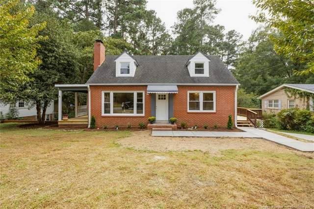 209 Carbonton Road, Sanford, NC 27330 (MLS #642875) :: The Signature Group Realty Team