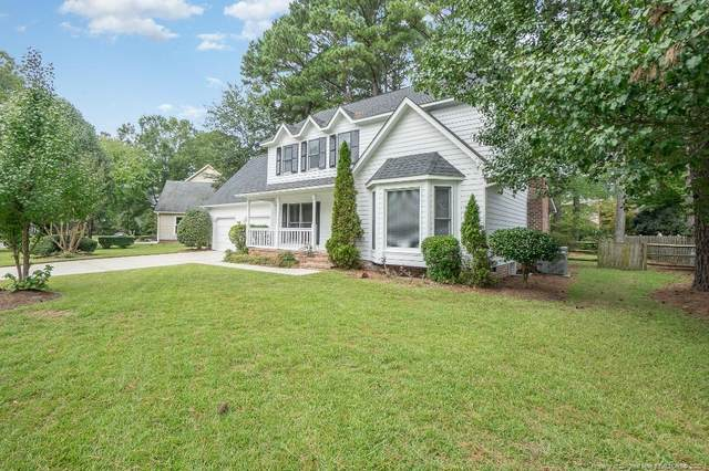 6127 Lochview Drive, Fayetteville, NC 28311 (MLS #642879) :: The Signature Group Realty Team