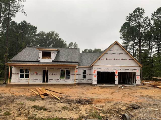 234 Creek Crossing Drive, Benson, NC 27504 (MLS #642894) :: The Signature Group Realty Team
