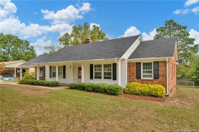 3601 Golfview Road, Hope Mills, NC 28348 (MLS #642915) :: The Signature Group Realty Team
