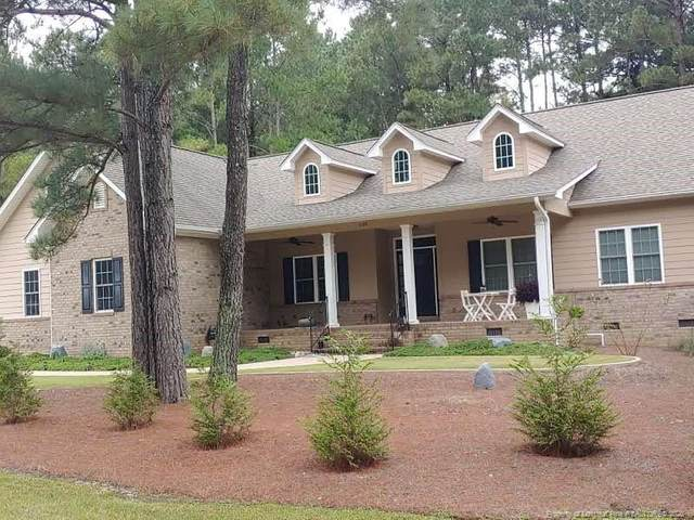 1125 Thrush Drive, Vass, NC 28394 (MLS #642929) :: Freedom & Family Realty