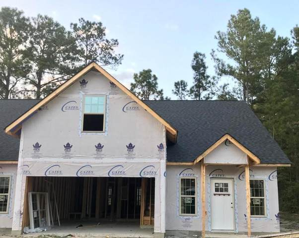 500 Niblick Circle, Pinehurst, NC 28374 (MLS #642947) :: The Signature Group Realty Team