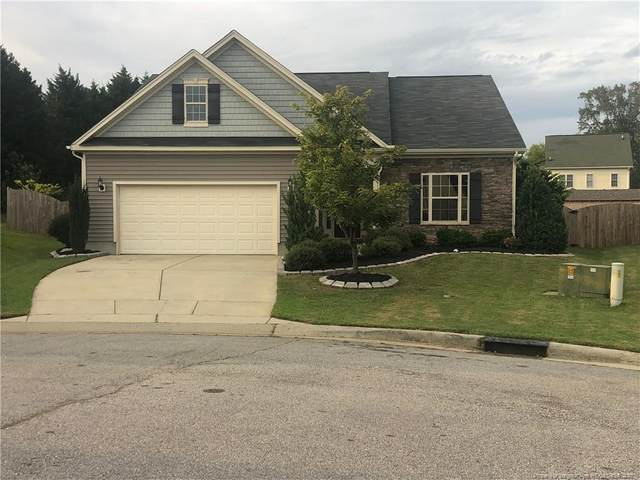 65 Arbor Loop, Angier, NC 27501 (MLS #642967) :: Moving Forward Real Estate