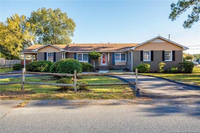 408 Homestead Drive, Fayetteville, NC 28303 (MLS #643005) :: Moving Forward Real Estate