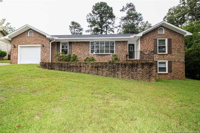 504 Thorngate Drive, Fayetteville, NC 28303 (MLS #643008) :: The Signature Group Realty Team