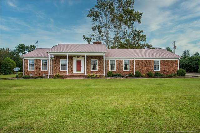 2754 Hb Lewis Road, Clinton, NC 28328 (MLS #643015) :: The Signature Group Realty Team
