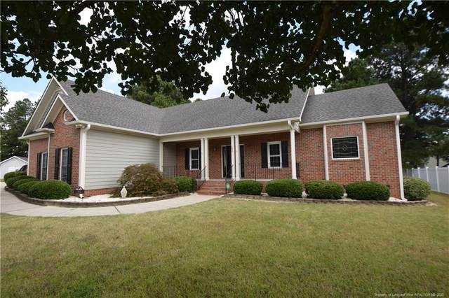 162 Canyon Court, Sanford, NC 27332 (MLS #643021) :: Moving Forward Real Estate