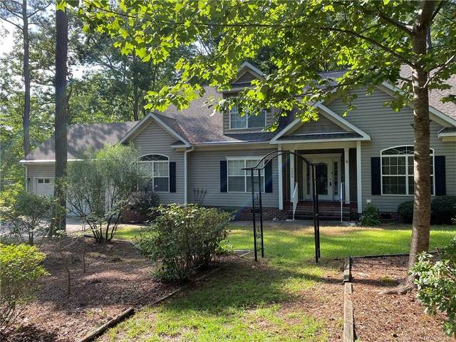 6086 Dunes Drive, Sanford, NC 27332 (MLS #643053) :: Moving Forward Real Estate