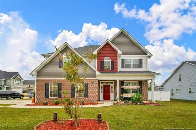 6005 Crown Ridge Court, Fayetteville, NC 28314 (MLS #643082) :: The Signature Group Realty Team