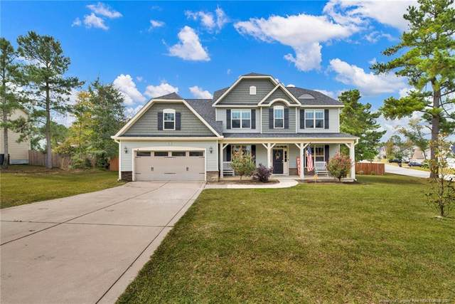 16 Cherry Hill Drive, Lillington, NC 27546 (MLS #643085) :: Moving Forward Real Estate