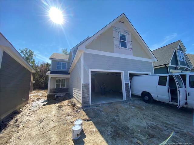 56 Spruce Hollow Circle, Spring Lake, NC 28390 (MLS #643086) :: The Signature Group Realty Team