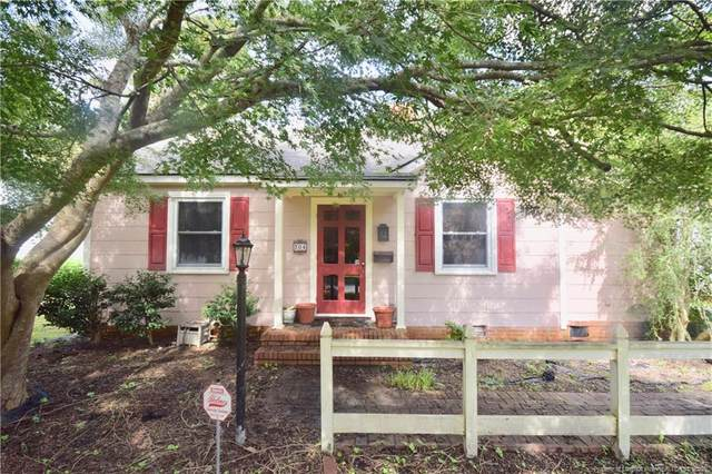 204 Hull Road, Fayetteville, NC 28303 (MLS #643094) :: The Signature Group Realty Team