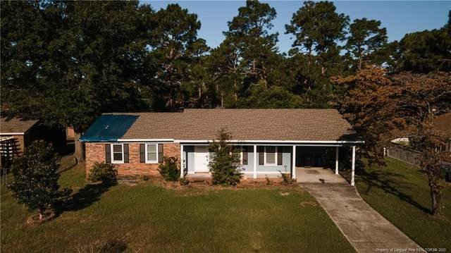 5754 Mcdougal Drive, Fayetteville, NC 28304 (MLS #643096) :: On Point Realty