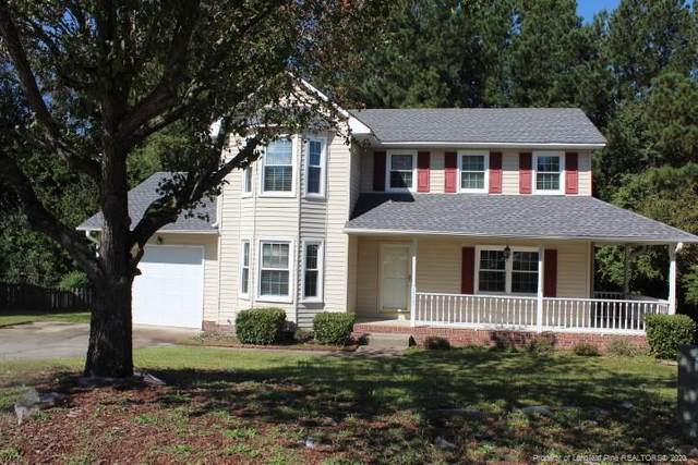 5553 Hartfield Court, Fayetteville, NC 28311 (MLS #643100) :: The Signature Group Realty Team