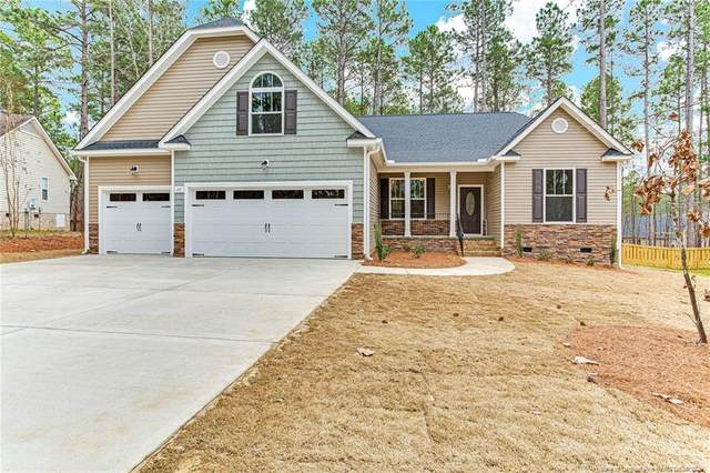 110 Maplewood Drive, Sanford, NC 27332 (MLS #643103) :: Moving Forward Real Estate