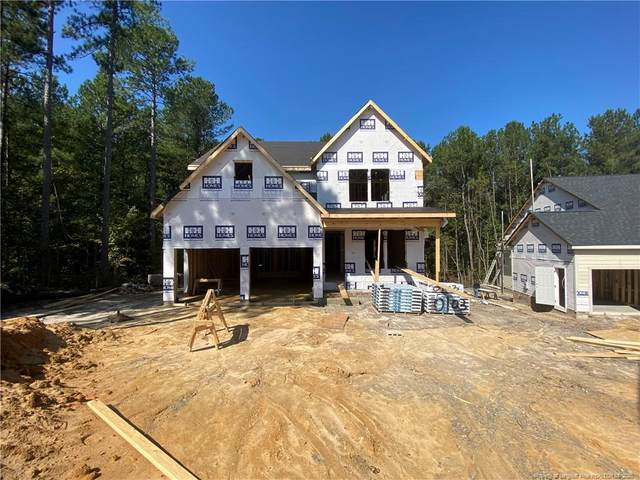 158 School Side Drive, Spring Lake, NC 28390 (MLS #643104) :: The Signature Group Realty Team