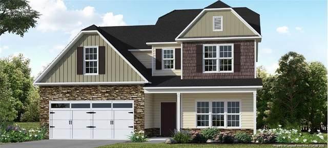55 Silk Oak (Lot 319) Drive, Bunnlevel, NC 28323 (MLS #643132) :: Moving Forward Real Estate