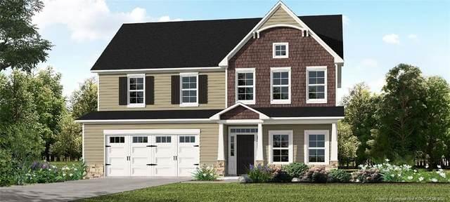 41 Silk Oak (Lot 320) Drive, Bunnlevel, NC 28323 (MLS #643133) :: Moving Forward Real Estate