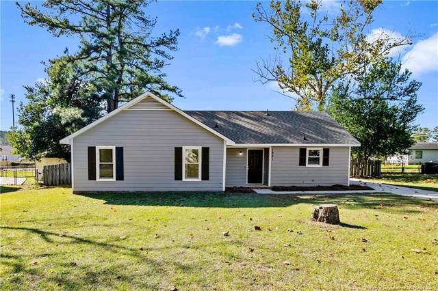 1931 Nordic Drive, Fayetteville, NC 28304 (MLS #644165) :: Moving Forward Real Estate