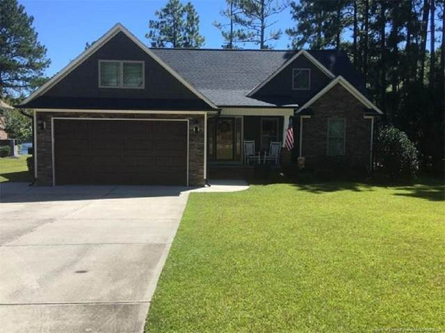 17 Pebble Beach Point, Sanford, NC 27332 (MLS #644184) :: Premier Team of Litchfield Realty