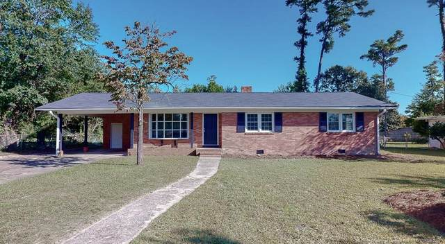 507 Northampton Road, Fayetteville, NC 28303 (MLS #644202) :: Moving Forward Real Estate