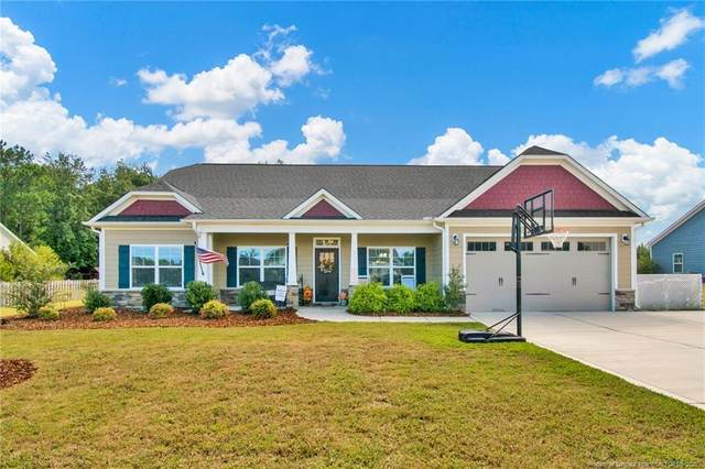 243 Brightleaf Drive, Whispering Pines, NC 28327 (MLS #644230) :: The Signature Group Realty Team