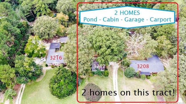 3208 & 3212 Jefferson Davis Highway, Sanford, NC 27332 (MLS #644232) :: Moving Forward Real Estate