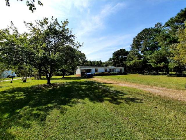 4464 Cox Mill Road, Sanford, NC 27332 (MLS #644235) :: The Signature Group Realty Team