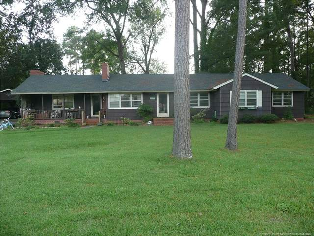 307 Ivey Street, Bladenboro, NC 28320 (MLS #644251) :: The Signature Group Realty Team