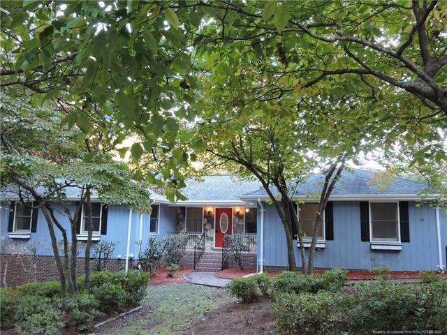 30 Eagles Roost, Sanford, NC 27332 (MLS #644266) :: Freedom & Family Realty