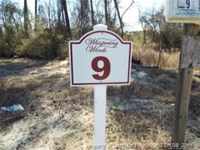 Lot 9 Tranquility Drive, Raeford, NC 28376 (MLS #644277) :: The Signature Group Realty Team